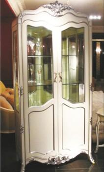 Ornate Design Series Dining Room Wine Cabinet Elegant Home Decorative Display BF01