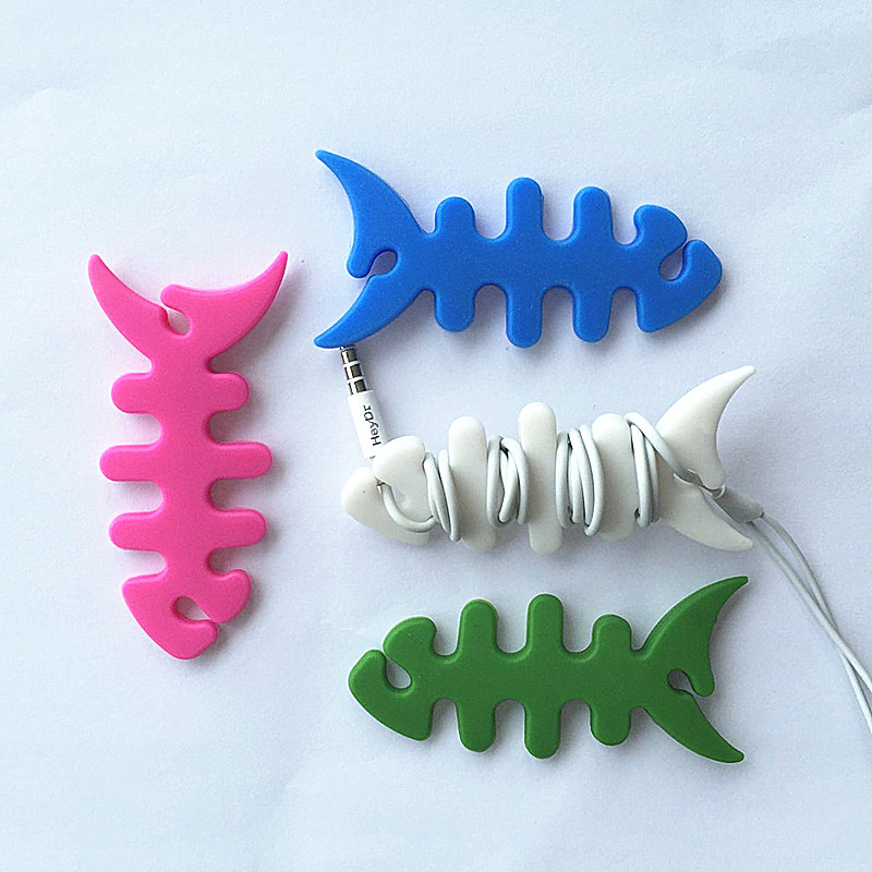 Silicone Rubber Cord 와인 더 랩 대 한 헤드폰/Date USB Cable 와인 더 헤드셋 실리콘 Cable 와인 더 끈 랩