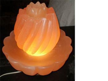 Himalayan Salt Lamps China : Lotus Flower Salt Lamp - Buy Salt Lamps Product on Alibaba.com