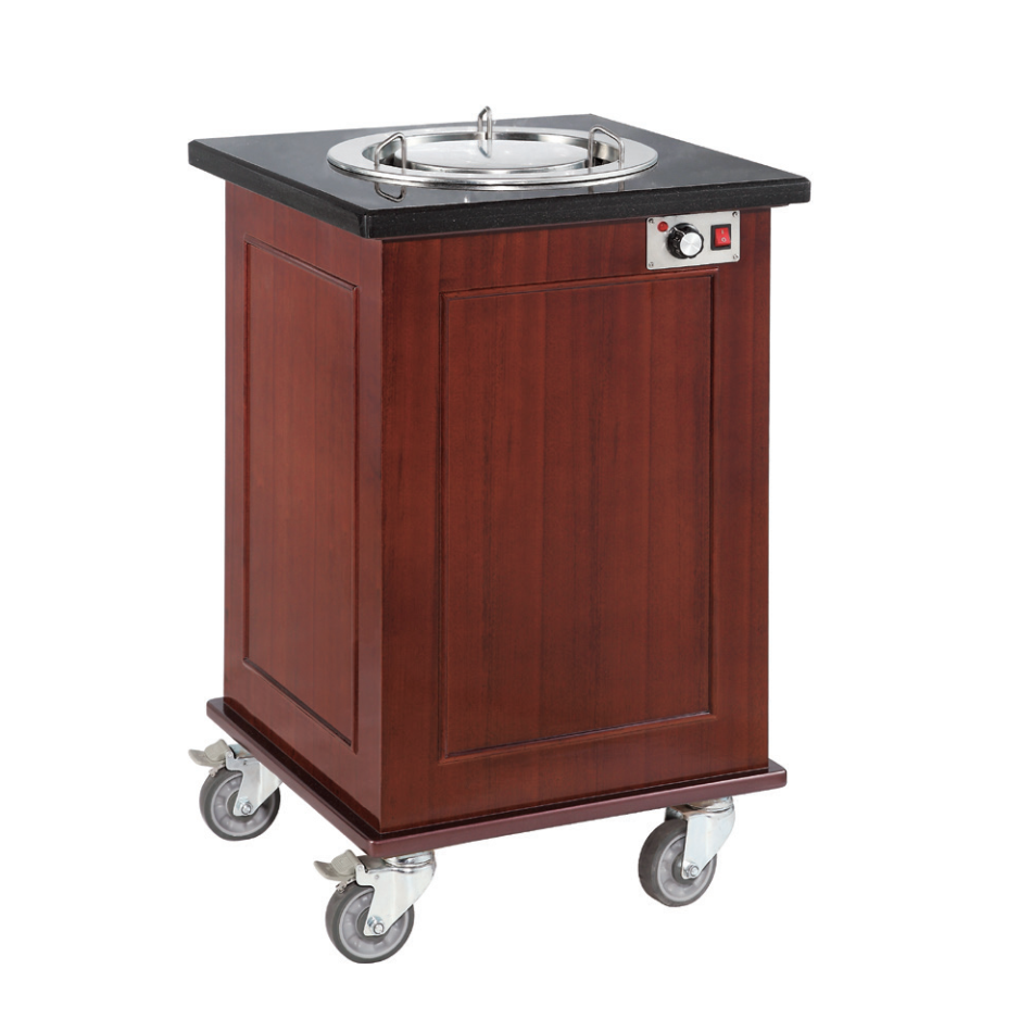 Luxury Hotel cooking cart / Flambe Trolley