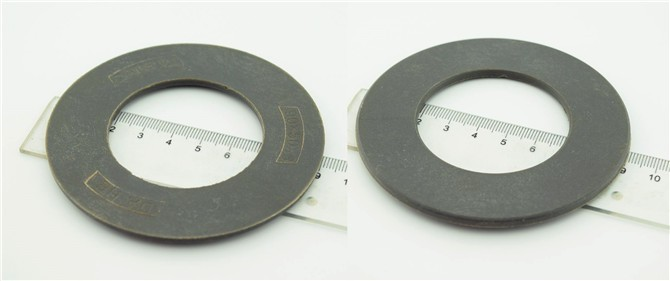Custom made epdm rubber molded seal gasket food-grade silicone o rings