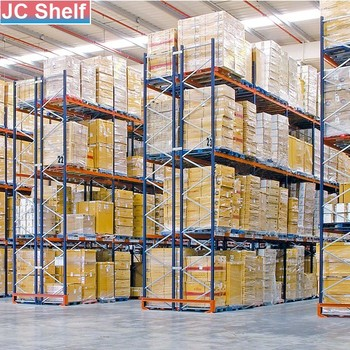 ff176f47b Heavy Duty Logistics Shelves Stocking Warehouse Storage Rack ...