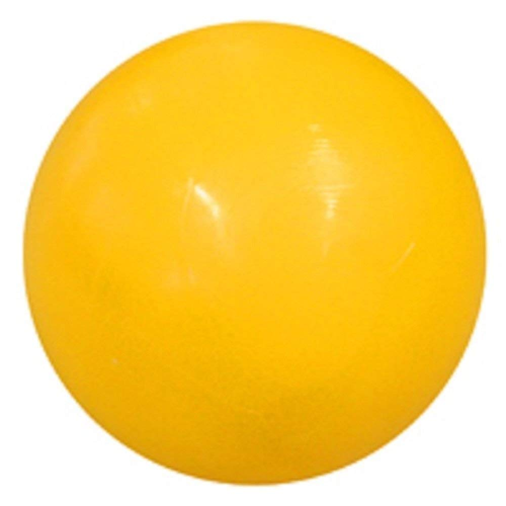 RetroArcade.us Yellow 35mm smooth Replacement Soccer Ball Style Foosball