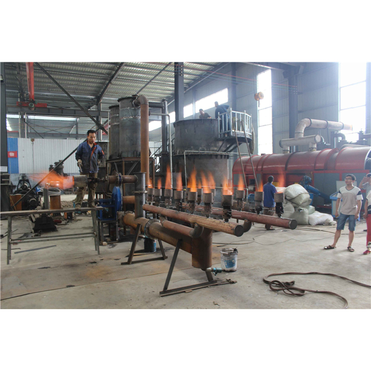 CE approval customizable coconut shell charcoal kiln