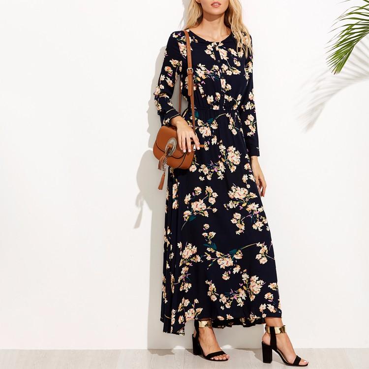 Wholesale India Maxi Dress Plus Size Maxi Dresses Long Sleeves Chiffon Maxi  Dresses Online - Buy Maxi Dresses Long Sleeves Chiffon,Plus Size Maxi ...
