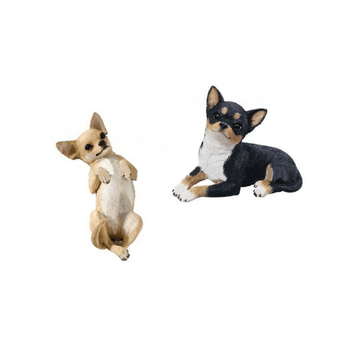 Chihuahua Statues Ornaments   Resin Garden Ornaments Wholesale