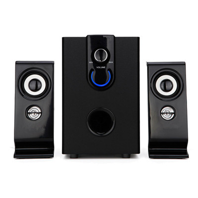 New Design 2.1 Computer Multimedia Speaker Design With Hifi Sound