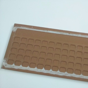 400 X 80 Mm Ceramic Skirting Tiles Ceramic Border Tile Red Body Tile ...