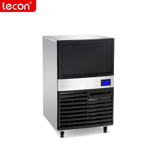 Lecon Energy Saving 40KG/Day Industrial Cube Ice Making Machines