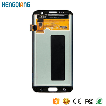 Low Price Refurbished Lcd Digitizer For Samsung Galaxy S7 Edge