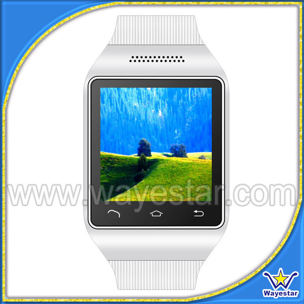 China smart watch phone with 1.54'' Capacitive Touch Screen