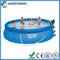 2015 Newest type bestway kids plastic swimming pool, best selling inflatable adult swimming, rectangular metal frame pool
