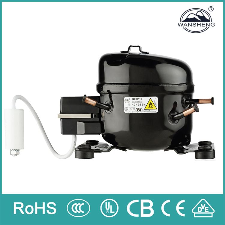 Highly Refrigeration Spare Parts Hotel Fridge Compressor
