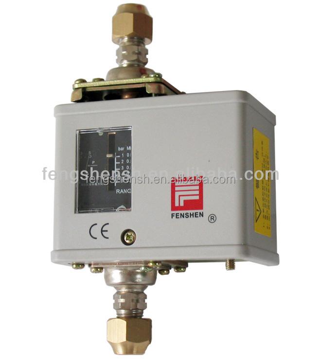 Interruptor de presi n diferencial mec nico para el - Interruptor diferencial precio ...