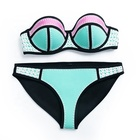 New products 2018 swimwear ladies sexy mini bikini Swimwear 2pc Neoprene swimwear Bikini bathing suit design bikini