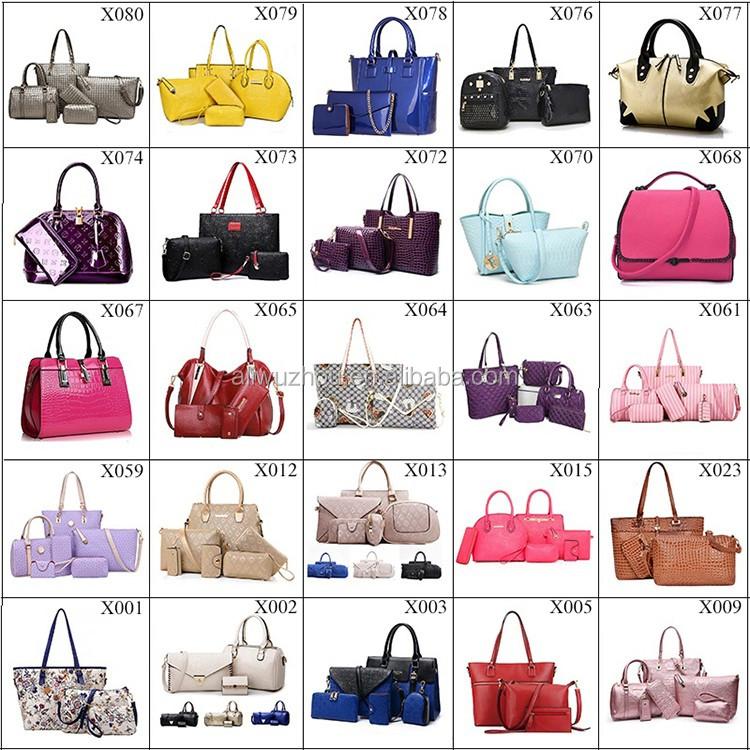 552e44ad7c Alibaba china fashion style handbag taobao 2 pcs sets bag wholesale ladies  handbags women bag online
