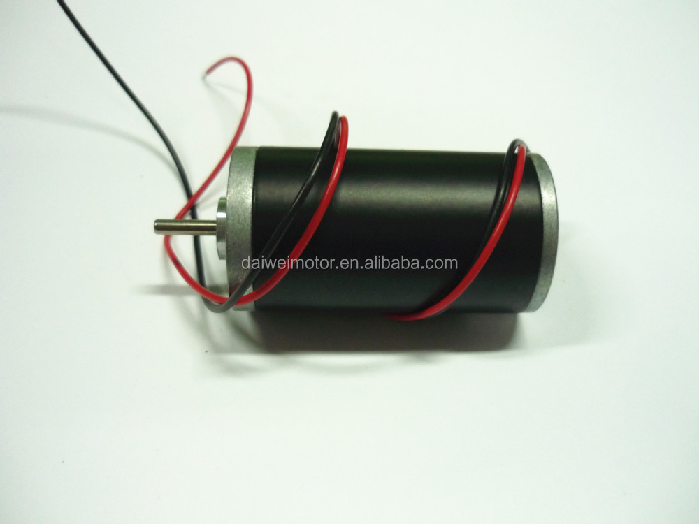 31mm 24V 8000rpm Brush permanent DC Motor DV31ZY-2480