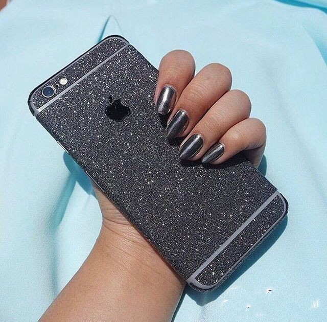 outlet store 069bb c3c28 Untuk Iphone 7 Kasus 0.3mm Transparan Tpu Kasus Bling Full Body Glitter  Sticker Untuk Iphone 6 6 Ditambah 7 7 Ditambah 5g Ponsel Terbaru - Buy Full  ...
