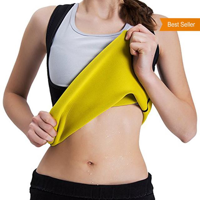 0267ac430f Wholesale Neoprene Waist Corset Sauna Perfect Full Body Shaper Slimming  Vest For Women Walmart