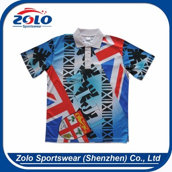 Factory latest style oem men's cheap unique design custom made polo shirts