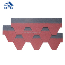 America standard Lower Price red architectural roof shingle colors
