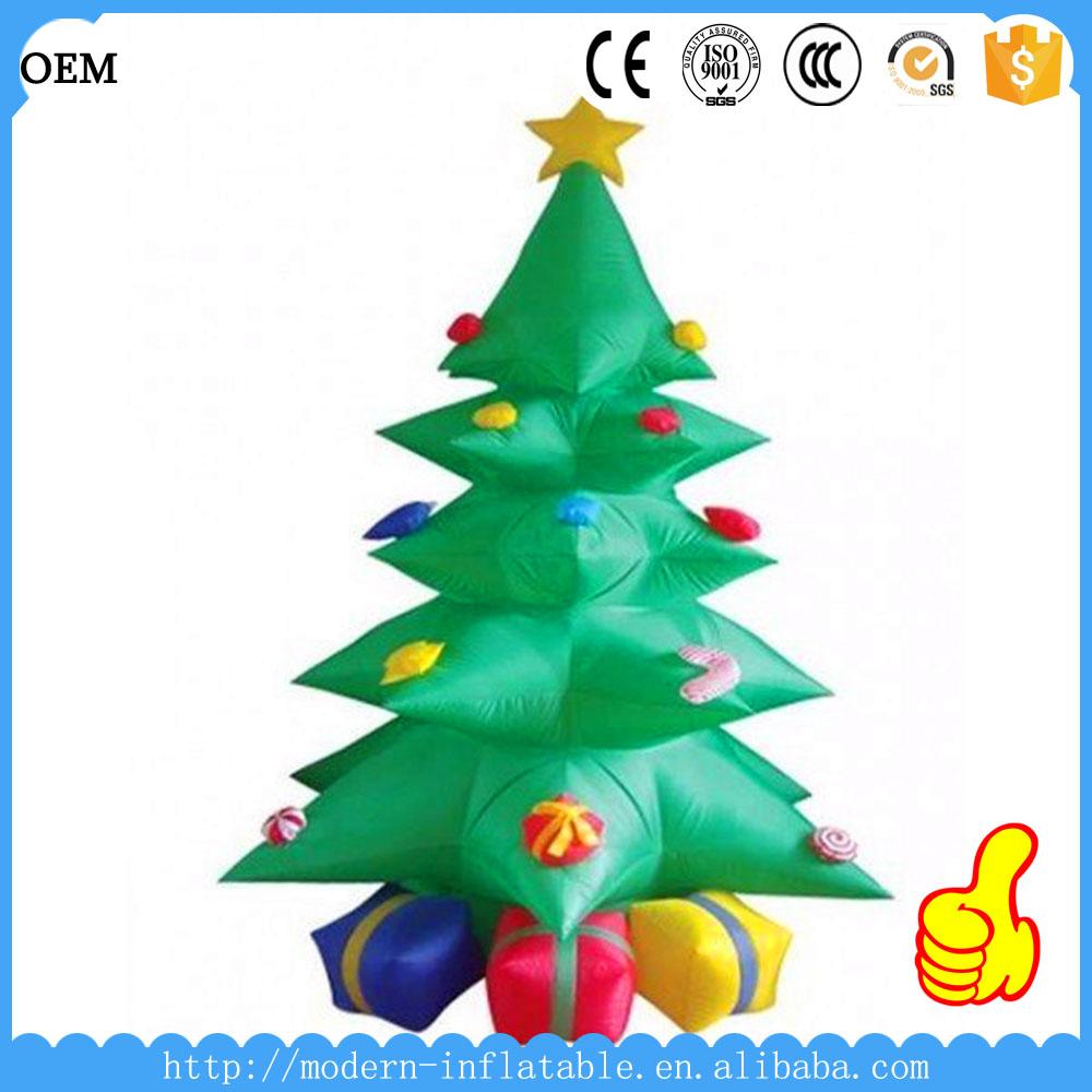 Arbol Navidad Inflable Christmas Tree