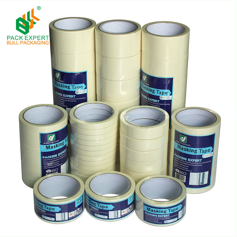 Chinese Factory Price General 3M Adhesive Masking Tape