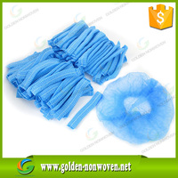 China suppliers eco-friendly spunbonded non woven fusible interlining roll tnt, non woven tnt fabric making for show hat