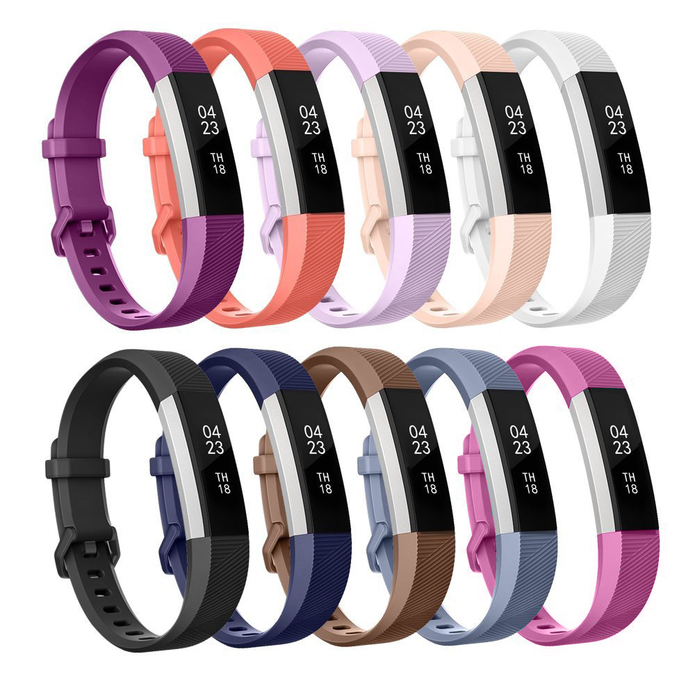 Replacement OEM Silicone Wrist Band Strap For Fitbit Alta Fitbit Alta HR New