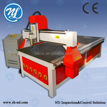 CNC program for wood working machine