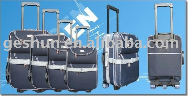 eva trolley bag/traveling case/luggage bag