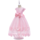 Kids Party Dress Wholesale Bridal Gown Kids Wedding Party Flower Girls Velvet Bridesmaid Dress LP-207
