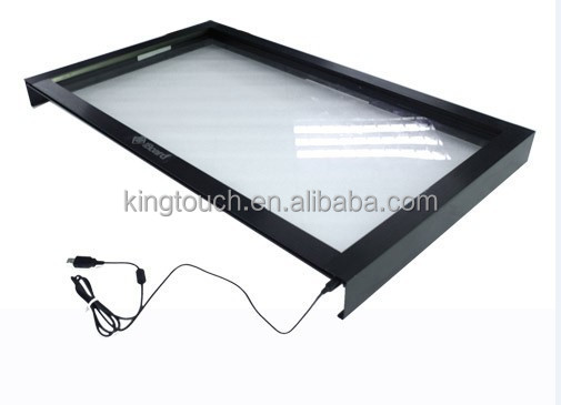 "Low Price IR multi Touch Screen/ Panel 40"" 42"" 46"" 16:9 Fromat For LED TV,Interactive Table"