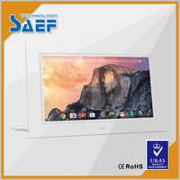 10.1 inch led advertising screen indoor android lcd tablet touch displays with wifi/3G/SD card for cars