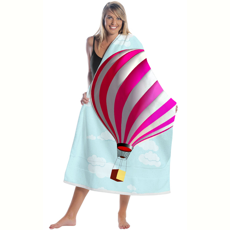 Microfine Towel Sand Free Towel Blanket for Adults 70*140cm