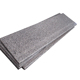 Best Price Non-Slip Polished Sesame White Granite Stone Stair Step Tread