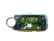 "Wince 6,0 Zwei DIN <span class=keywords><strong>7</strong></span> ""LCD-TFT touch screen mit <span class=keywords><strong>gps</strong></span> navigation auto DVD player für Toyota Yaris <span class=keywords><strong>2012</strong></span>"