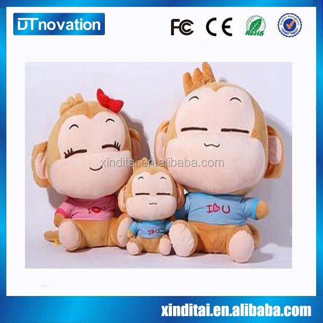 Monkey Baby best made plush toys stuffed animals with music