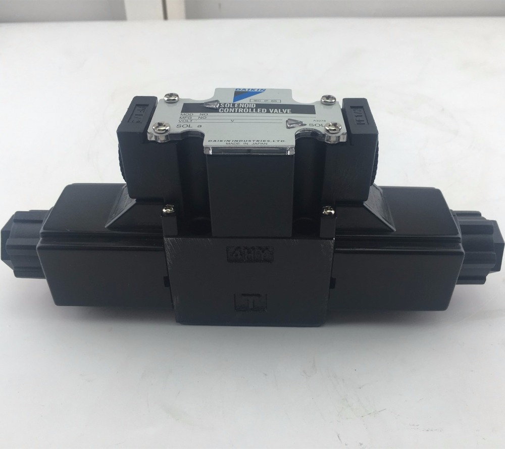DAIKIN KSO-D02/G03 solenoid controlled valve hydraulic valve at reasonal price