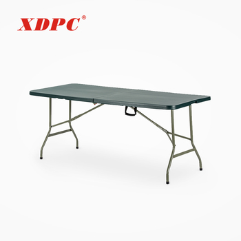 Custom 6ft Folding Black Indian Wedding Foldable Dining Table Buy Black Wedding Table6ft Folding Dining Tablecustom Folding Table Product On