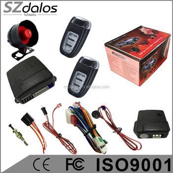 modern unique gemini genius car alarm systems with led indicator