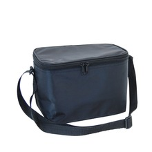 Recycling soft polyester cool carry cooler bag WHOLESALE