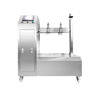 Semi-Automatic sunflower seeds oil filling machine for PET/Glass Bottle