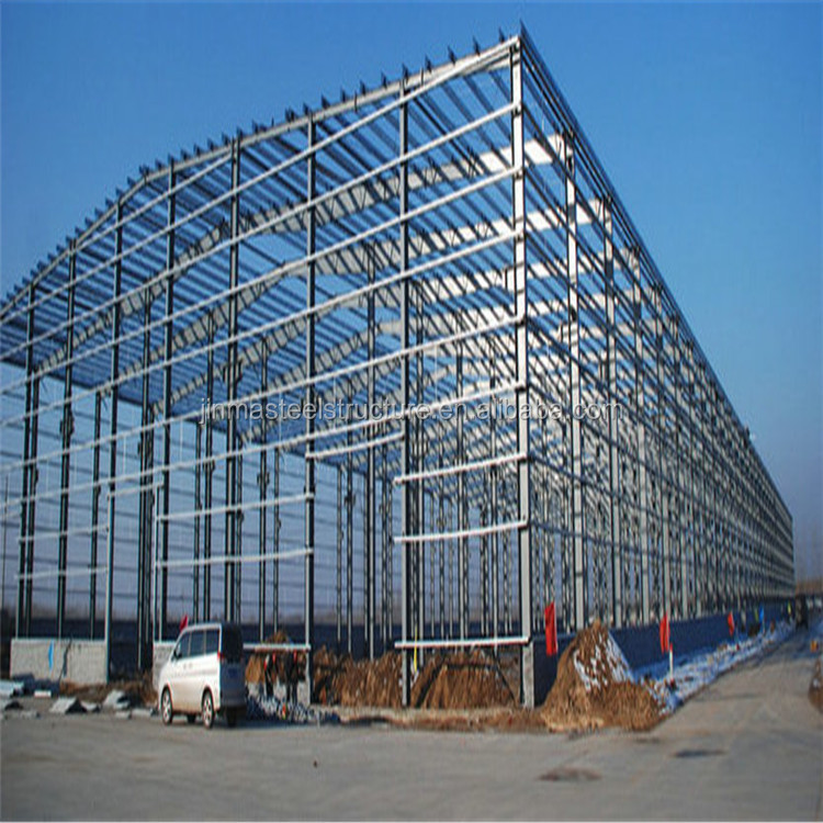 prefabricated steel structure building supply
