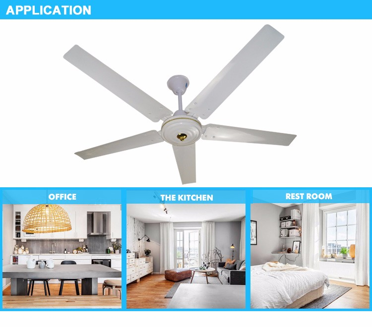 Guangdong Foshan High Quality Ceiling Fans With Dc: More Size Selection 56inch Outdoor Ceiling Fan Wiring
