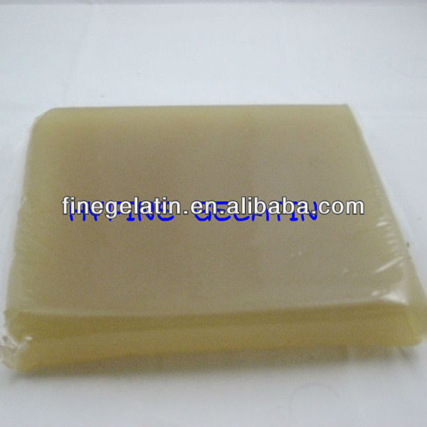 High Quality Jelly Glue/High Speed Machine Jelly Glue/Animal Jelly Glue For Casemaking