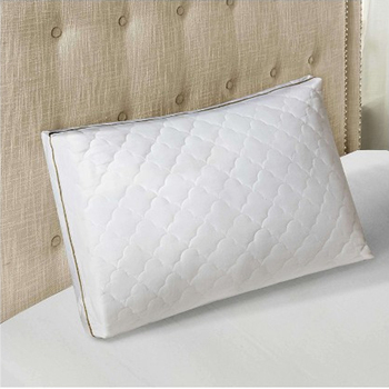 2019 New Style Quilted Pillow Cover Shredded Memory Foam Pillows For Hotel Home Hospital