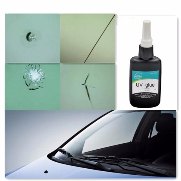 10cps 60cps 1000cps UV Curable Glass Windshield Repair Resin