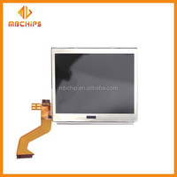 Factory Price!!!Top and Bottom LCD For NDS Lite LCD For DS Lite Touch Screen Replacement Repair Parts