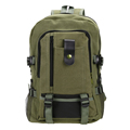 44 28 16cm Adjustable Padded Shoulders Outdoor Bag Three Colors Canvas Outdoor Travel Rucksack Mountain Hiking